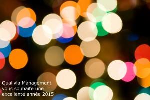 Voeux 2015 Qualivia Management